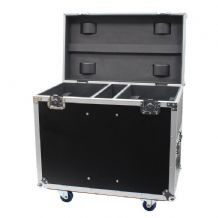 eLumen8 Twin Evora 1000 Spot Flight Case